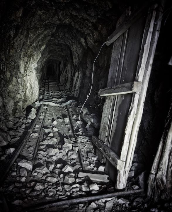 Aguereberry Eureka Mine