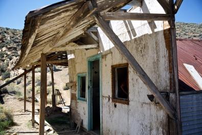 Aguereberry Cabin