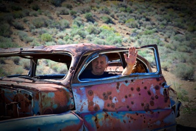 Pete Aguereberry Car