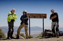 Aguereberry Point