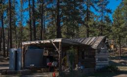 Cabin Hwy 74