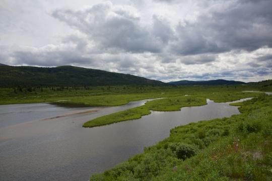 Lower Gnat Lake