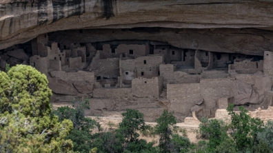 Anasazi Indians, Arizona, Clift Pueblos, Mesa Verde