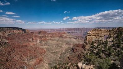 Arizona, Grand Canyon, Imperial Point, North Rim